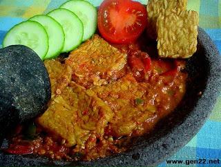 Sambal Makanan Terbaik Indonesia