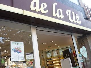 Perfumería de la Uz. Plaza Humedal, Gijón. Punto de venta Eva Rogado
