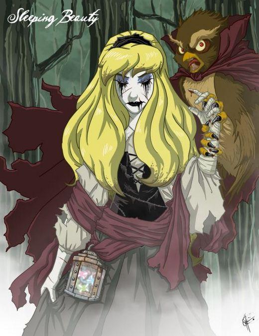tokoh dongeng kartun
