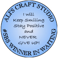 #SBS Winner in Waiting Badge