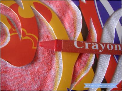 Diy tutorial Crayon Iron-On Jak zrobić naprasowankę na ubrania i dodatki? Diy