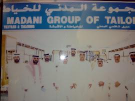 Comrade Installation  in Al Madani Group