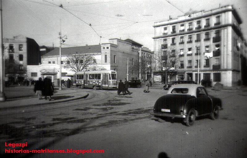 legazpi en madrid: