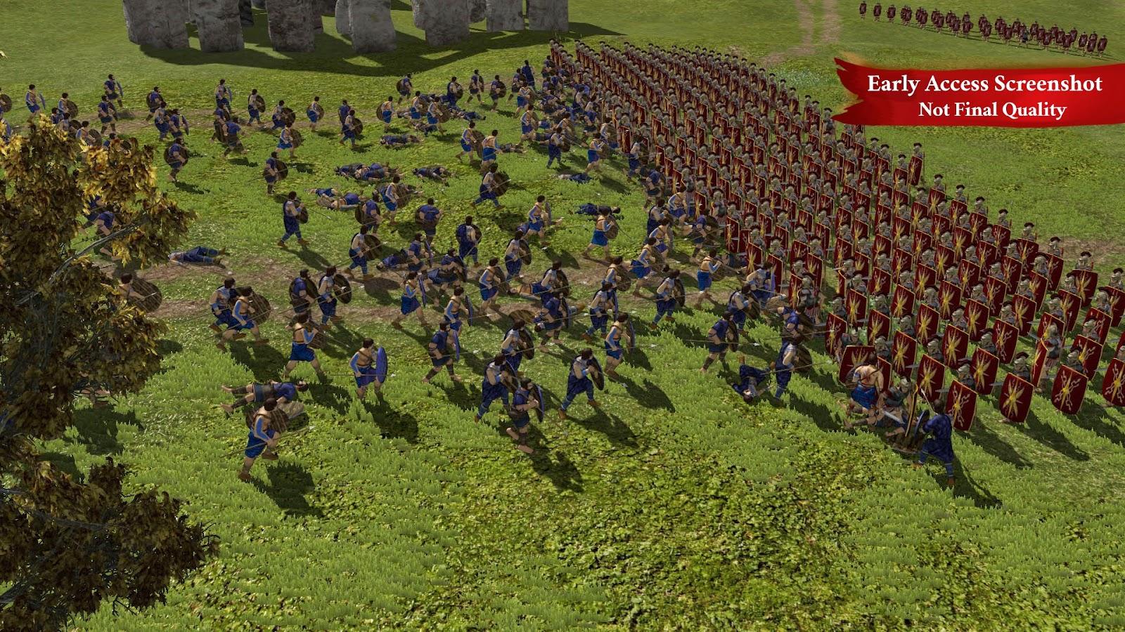 Hegemony Rome The Rise of Caesar rscreenshots
