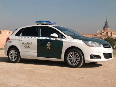 nuevo c4 guardia civil