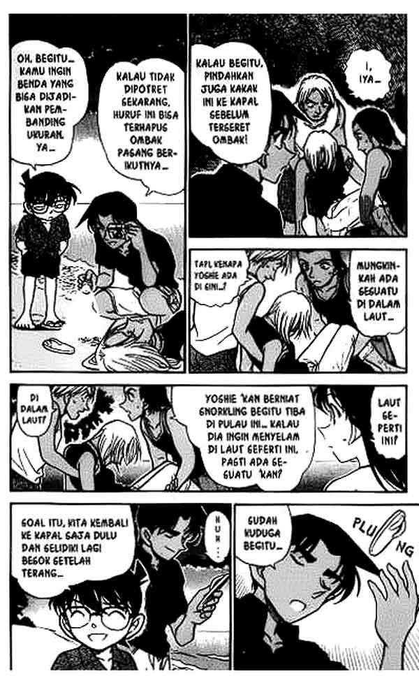 Dilarang COPAS - situs resmi www.mangacanblog.com - Komik detective conan 362 - pengunjung yang berbahaya 363 Indonesia detective conan 362 - pengunjung yang berbahaya Terbaru 4|Baca Manga Komik Indonesia|Mangacan