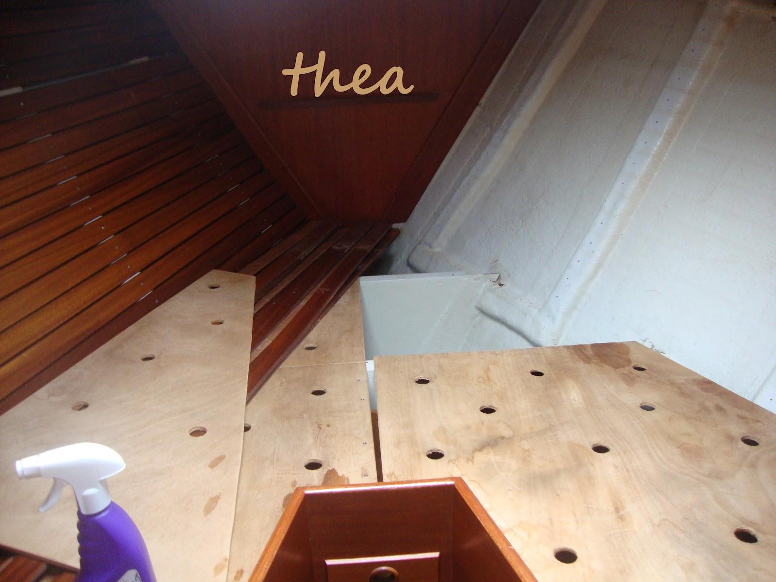 Cabina di prua for Piccolo costruttore di cabina