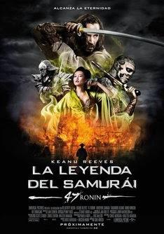 ver La leyenda del samurai (47 Ronin) 2013