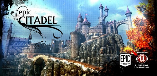 Android Epic Citadel