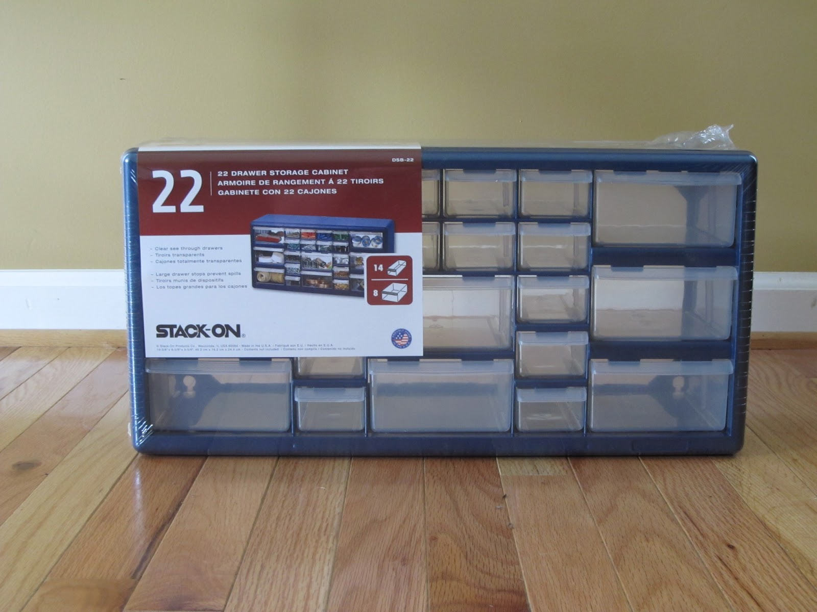 Amazing I Bought The Stack On 22 Drawer Organizer At Loweu0027s For About $17.