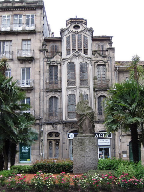 Provincia de ourense daniel vazquez gulias martinez un arquitecto olvidado - Arquitectos ourense ...
