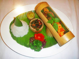 Timbungan Khas Bali