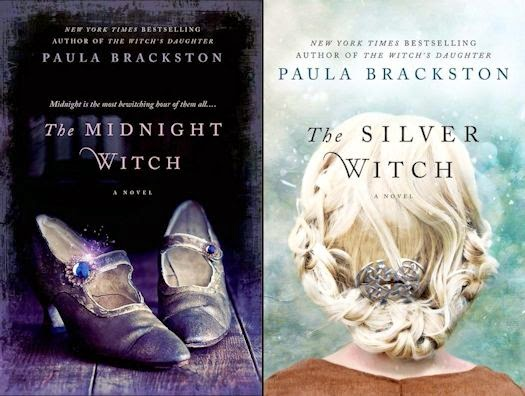 The Qwillery Spotlight The Midnight Witch And The Silver Witch By