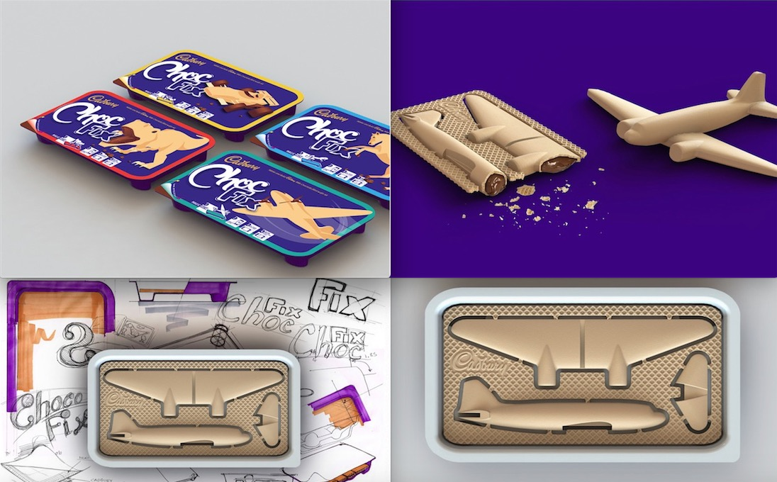 http://stupiddope.com/2014/07/04/airfix-styled-model-kits-made-of-chocolate-by-robert-cooper/
