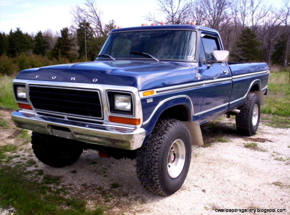 Ford 4x4 Trucks for Sale