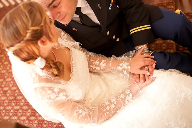 Hyatt and adrienne wedding