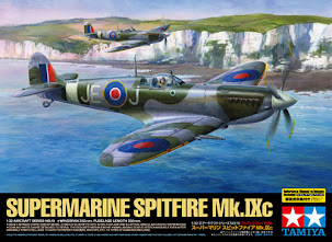 Tamiya 1/32 Spitfire Mk.IXE $100.98