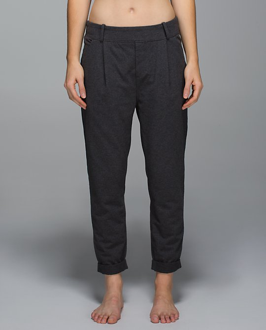 lululemon stress less pant