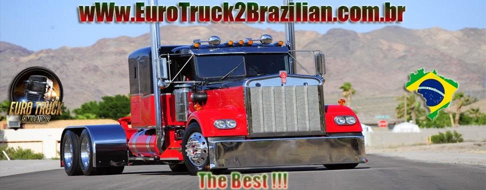 Euro Truck 2 Brazilian Mods
