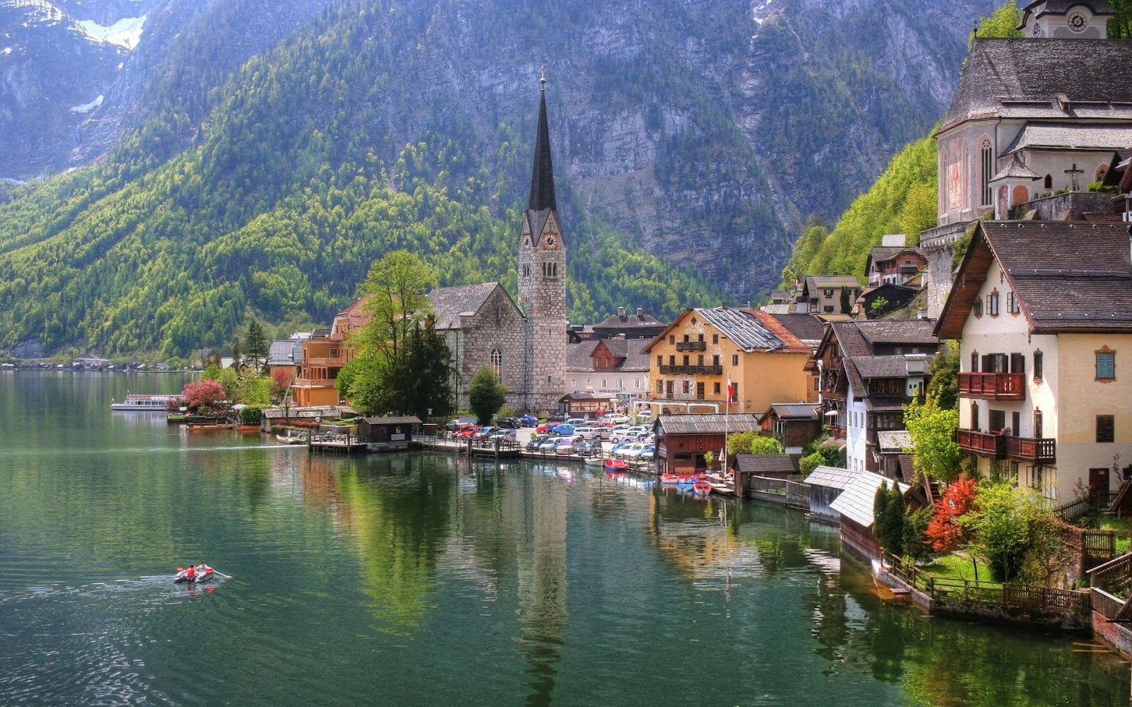 Fulpmes Austria  city images : Travel Trip Journey: Hallstatt, Austria