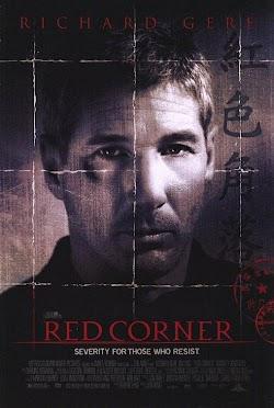Miền Đất Đỏ - Red Corner (1997) Poster