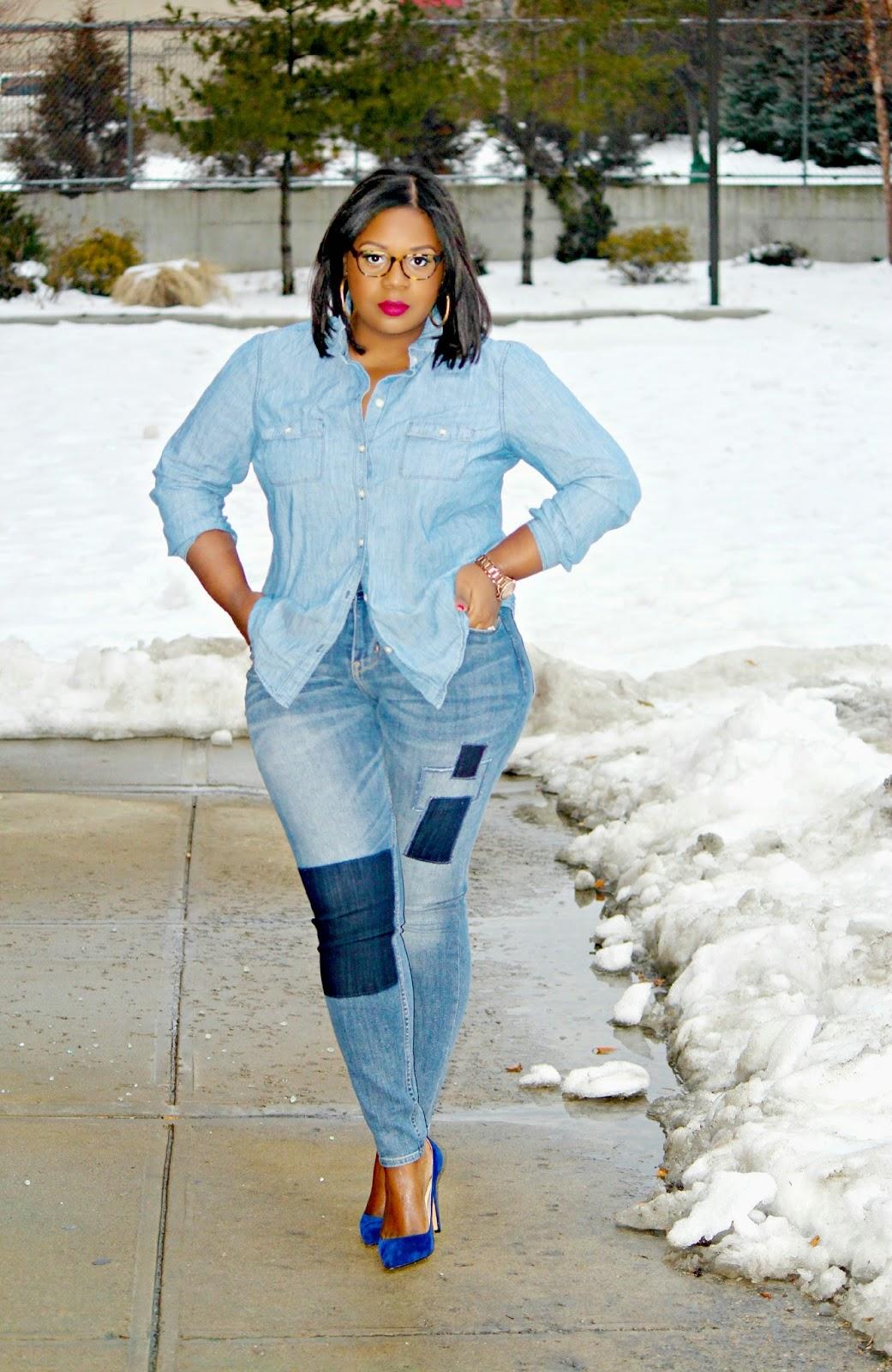h&m knee patch skinny jeans, IRO Sydrae Pumps