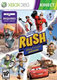 Kinect Rush: a Disney Adventure