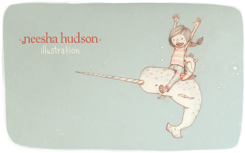 Neesha Hudson Illustration