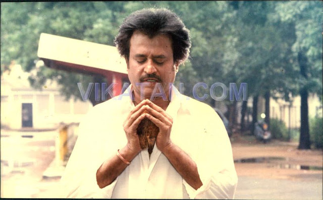 Super Star Rajinikanth in 'Muthu' Movie