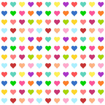 Free Digital Heart Scrapbooking Paper Ausdruckbares
