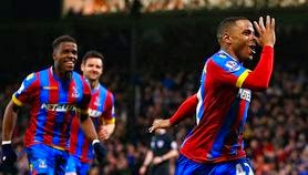 Crystal Palace vs Manchester City 2-1