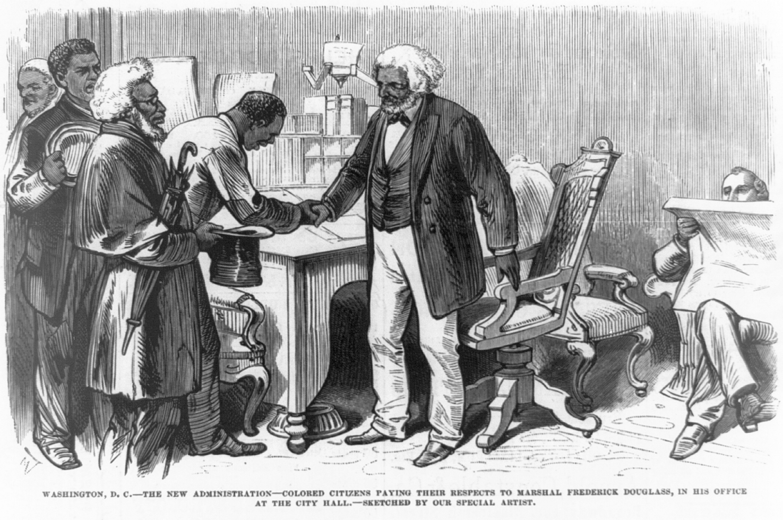 the life of frederick douglas Slavery, discrimination - narrative of the life of frederick douglas.