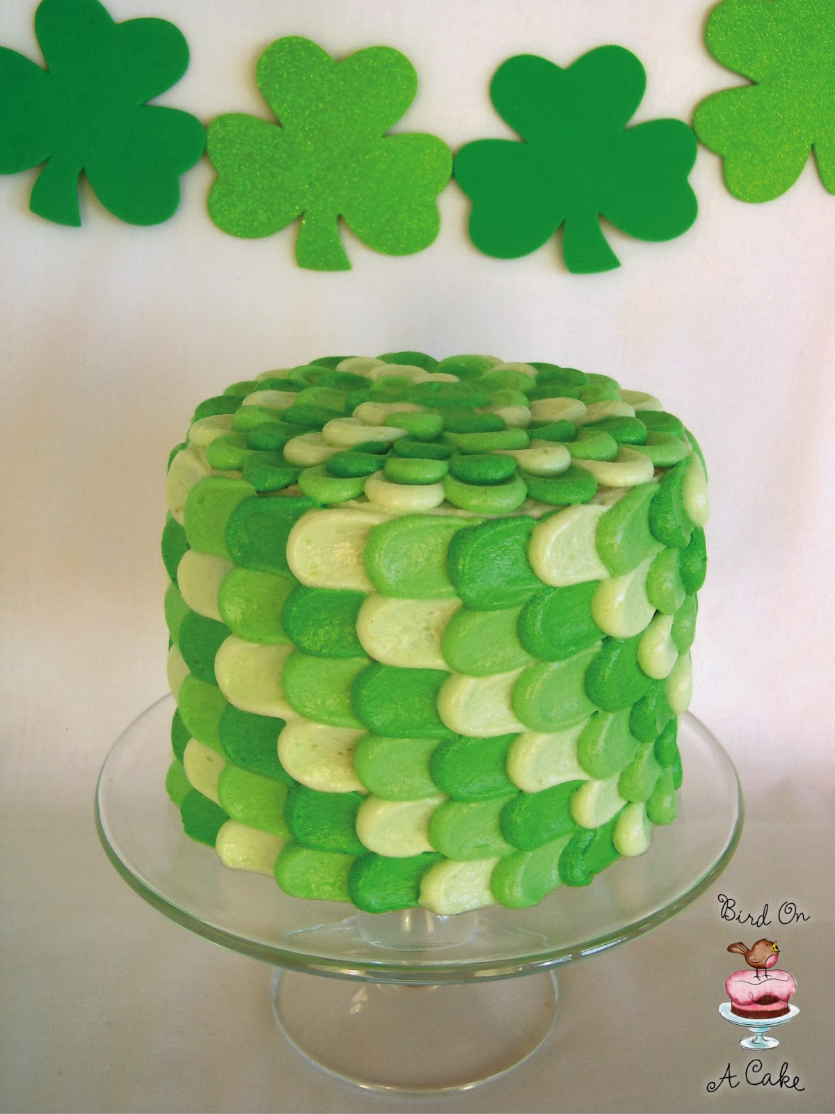 Saint patrick s day cake designs