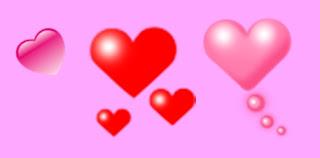 cara memperindah blog, cara mempercantik blog, Efek cinta pada  blog, efek hati pada blog