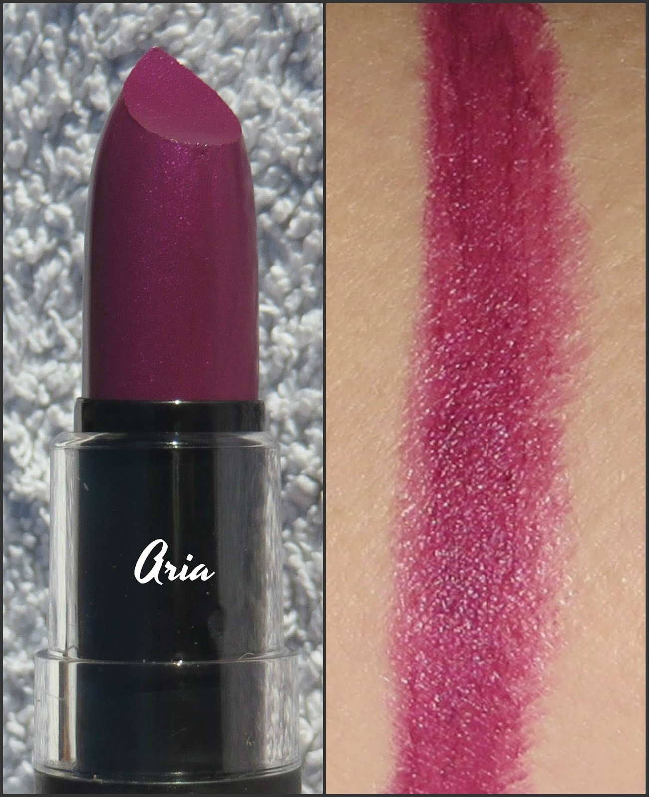 Nina's Bargain Beauty*: NYX Cosmetic Matte Lipstick Review and ...