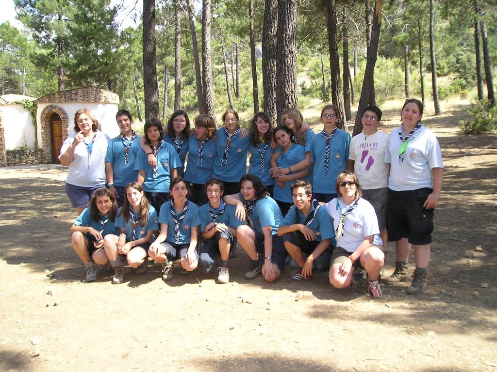 TROPA ALMENARA 2006/07