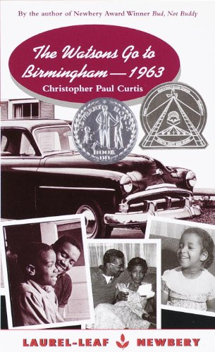 watsons go to birmingham 1963. Book Review: The Watsons Go to