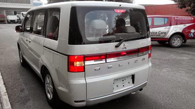 Mitsubishi Delica 2014