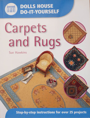 Carpets and Rugs,Sue Hawkins,Livre,Miniature,Dolls House