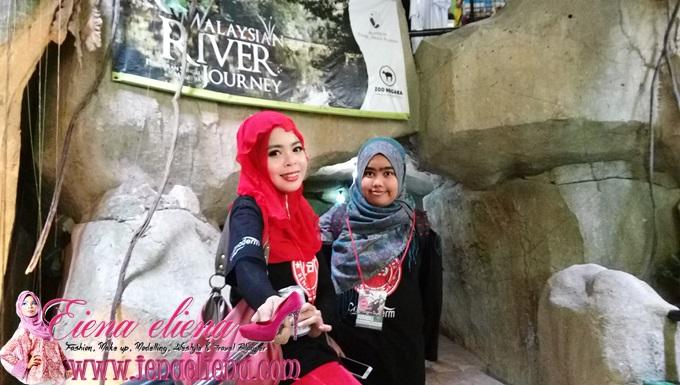 Akuarium Tunku Abdul Rahman Zoo Negara