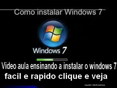 APRENDA INSTALAR WINDOWS 8