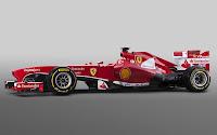 Ferrari F138 2013 Front Side 3