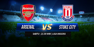 Prediksi Bola Arsenal vs Stoke City