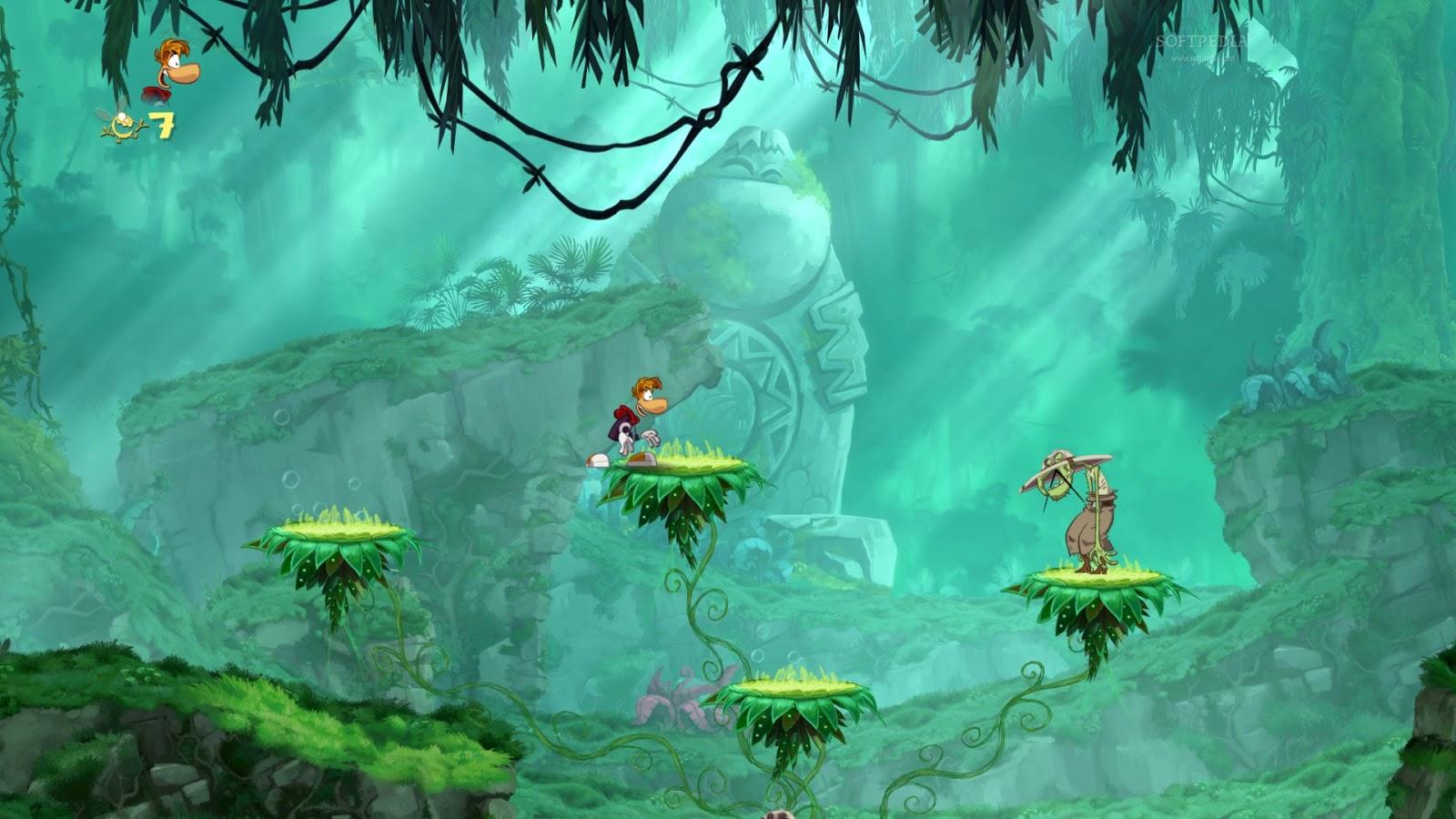 Rayman Origins PC Game Free Download