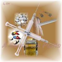 Classificação, tipos e efeitos das drogas.