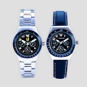 CENTRUM LINK - CHRONO WATCHES - FT 6020C