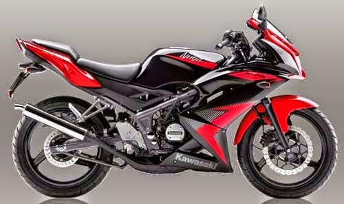 Warna Terbaru Kawasaki Ninja ZX 150RR 2015 | Arena Motor