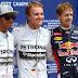 Rosberg surpreende e largará na pole amanhã