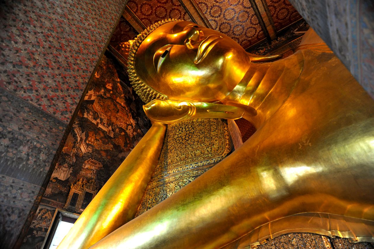 crazy little thing called blog: Reclining Buddha at Wat Pho