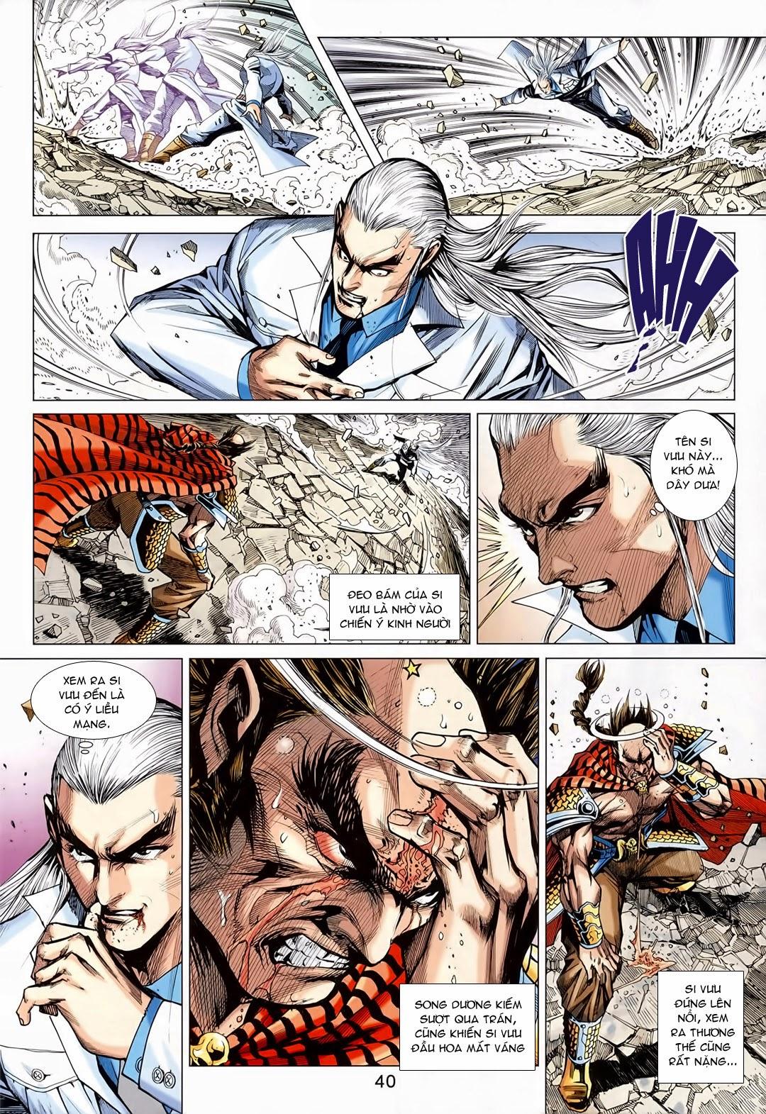 Tân Tác Long Hổ Môn trang 35